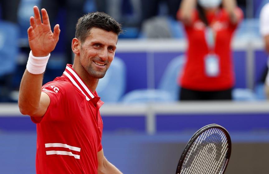 novak djokovic, tenis, turnir u beogradu