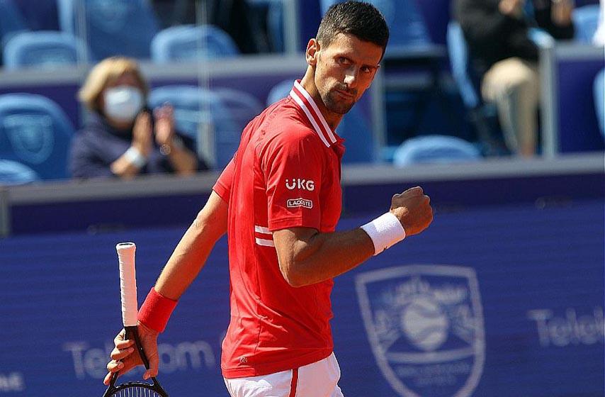 novak djokovic, turnir u beogradu, tenis