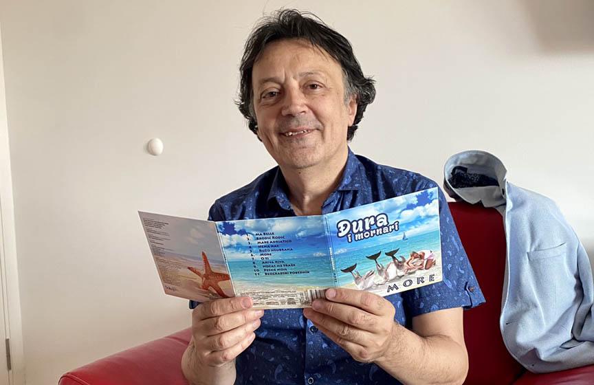 novi album djure i mornara, djura i mornari more