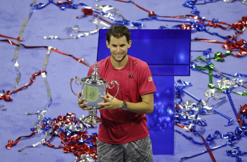 tenis, US open, Dominik Tim, sport