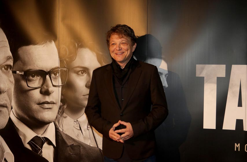 Dragan Bjelogrlić, film o Tomi Zdravkoviću