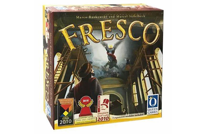 drustvena igra fresco, fresco, klub d20
