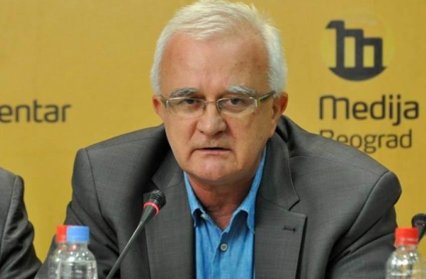 Dušan Janjić, ekonomski sporazum, Beograd-Priština, Beograd, Priština