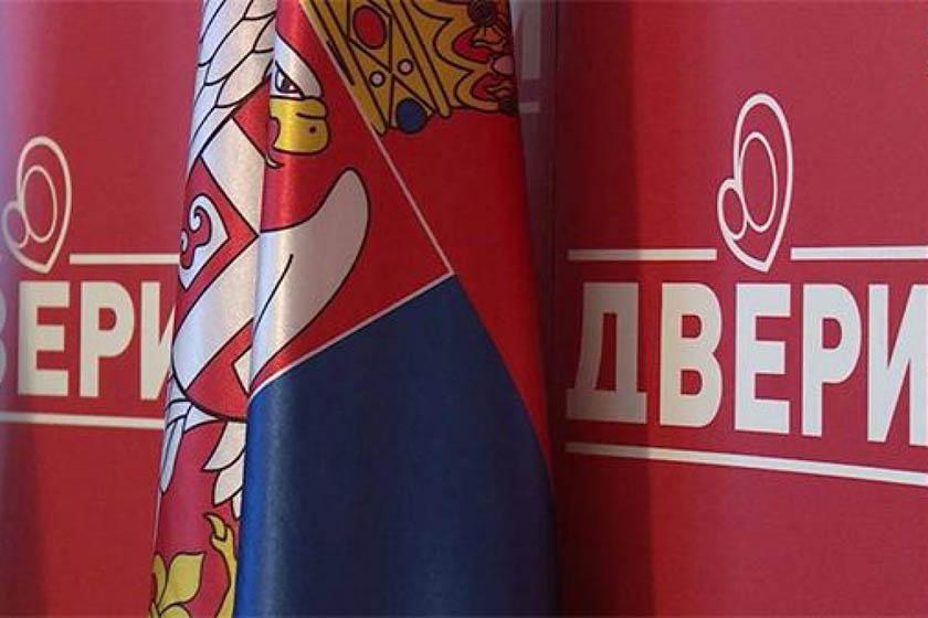 srpski pokret dveri, dveri, bosko obradovic