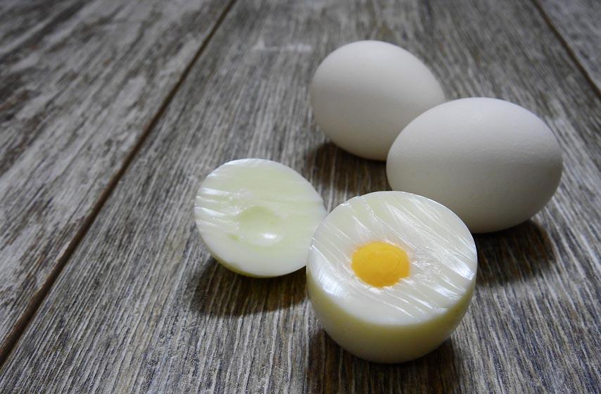 salata od kuvanih jaja, recept, recepti
