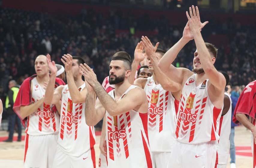 Zvezda, košarka, Fenerbahče, Evroliga, sport