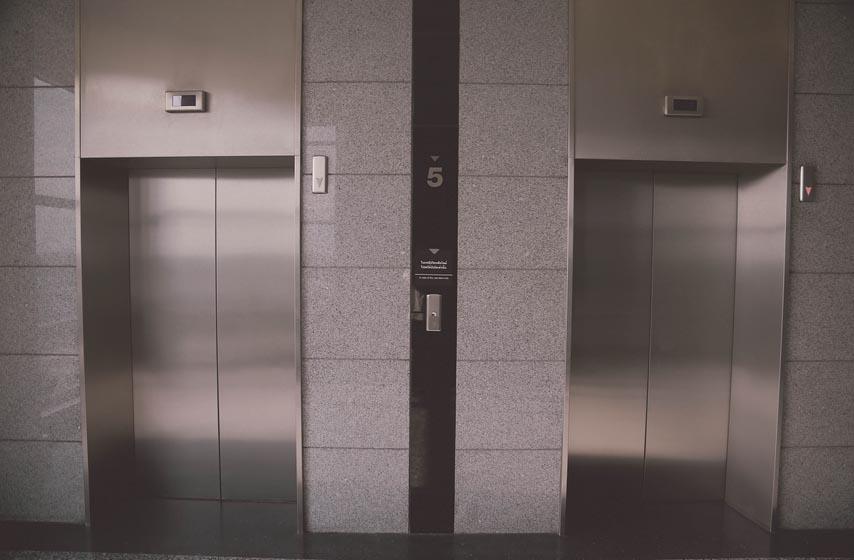 zasto se ogledala postavljaju u liftovima