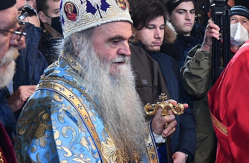 episkop david krusevacki, korona virus