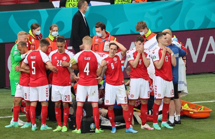 fudbalski savez danske, eriksen