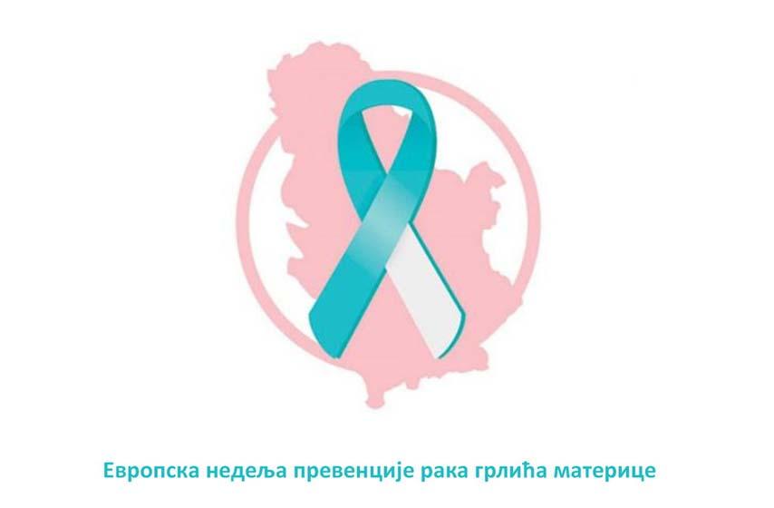 Nedelja prevencije raka grlica materice