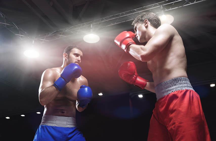 boks, sport