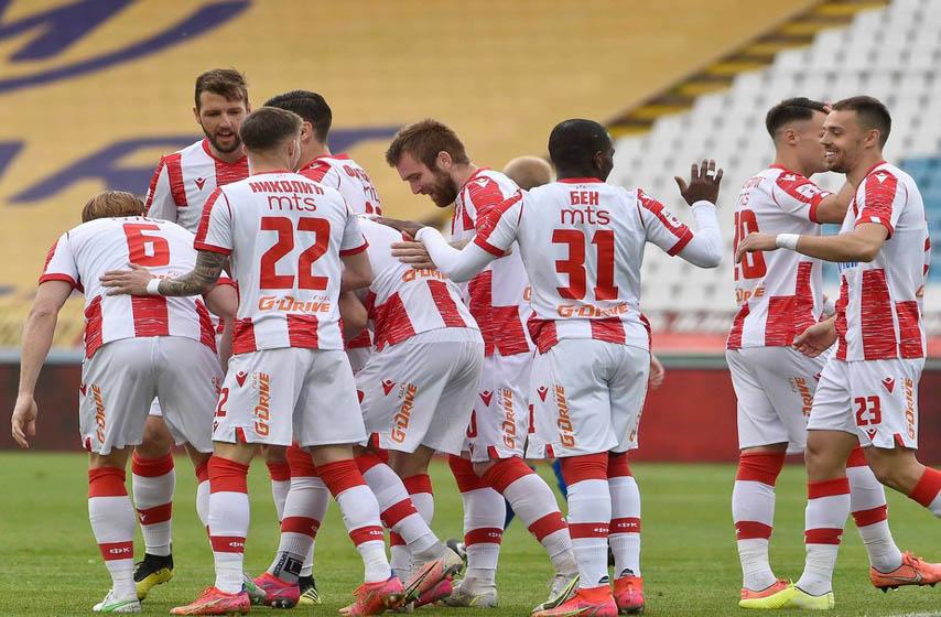 fudbal, crvena zvezda, superliga srbije