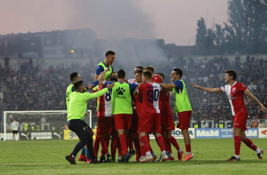 kup srbije, vojvodina partizan, fudbal, sport