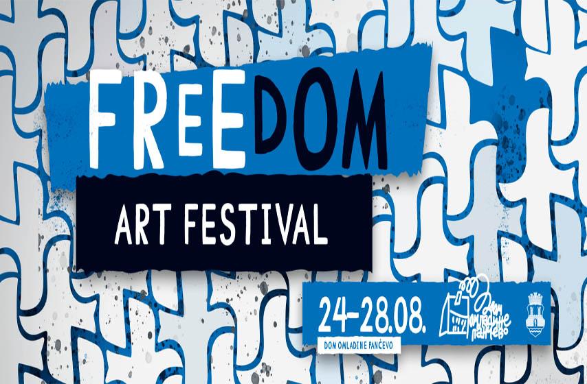 freedom art festival, pancevo