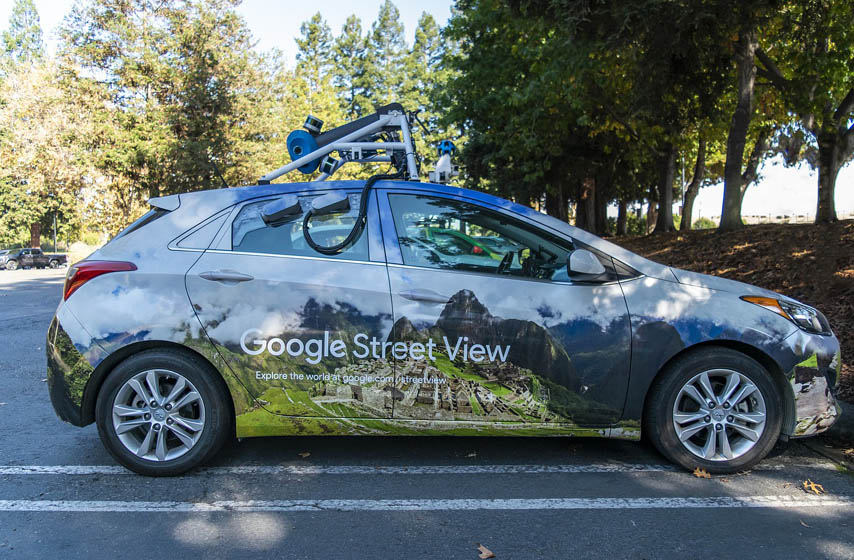 Kako da zamutite svoju kuću na Google street view, google street view