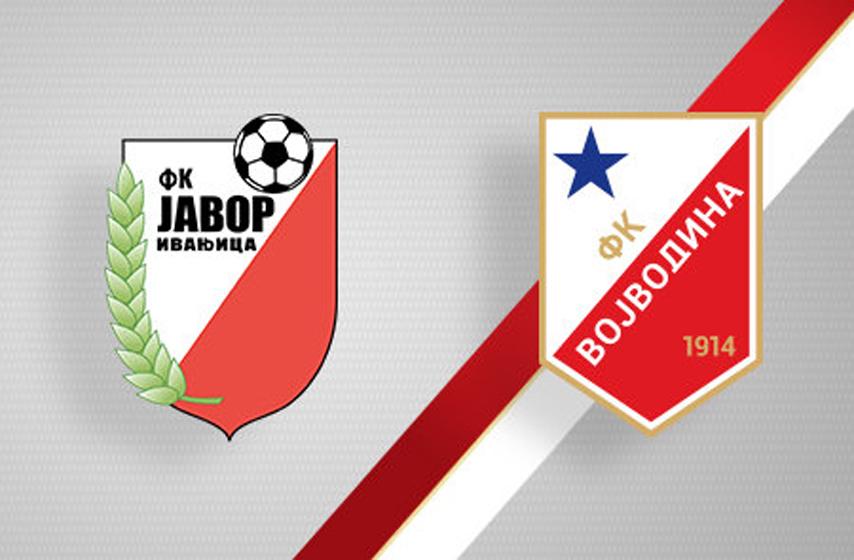 Vojvodina, Javor, fudbal, FK Vojvodina, FK Javor, Ivanjica, Superliga Srbije, sport, sportske vesti