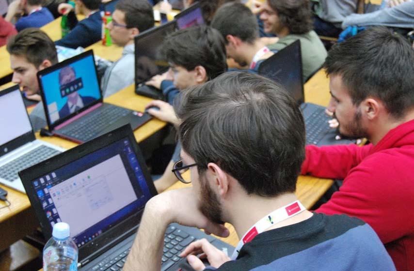 honis, hakaton, takmicenje u kreiranju softvera, kreiranje softvera