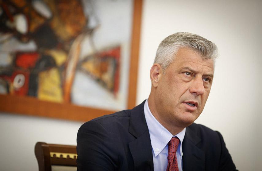 Hašim Tači, EU, pregovori, dijalog, Kosovo, Evropska unija, Brisel