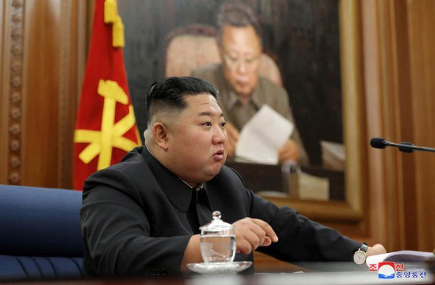 Severna Koreja, Kim Džong Un, koronavirus