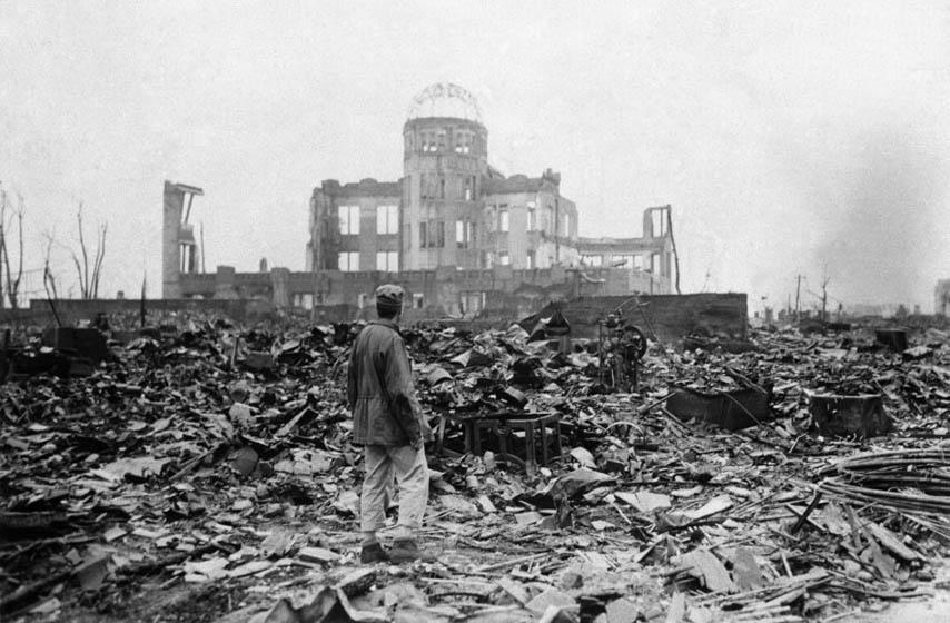 Hirošima, napad atomskom bombom