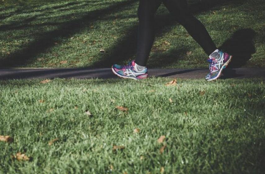 hodanje, fitnes, trošenje kalorija