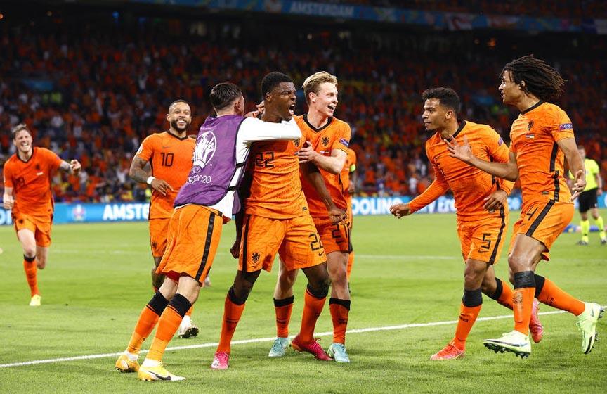 ukrajina holandija, euro2020, fudbal