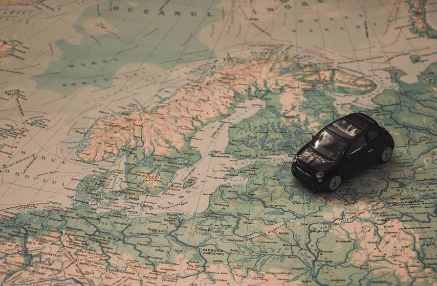 neophodne stvari u automobilu za putovanje