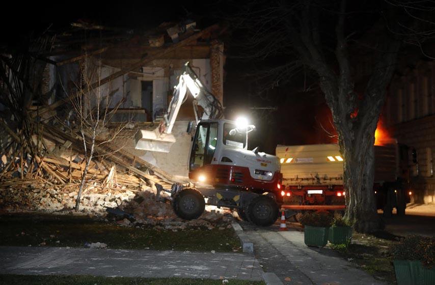 zemljotres u hrvatskoj, zemljotres u petrinji