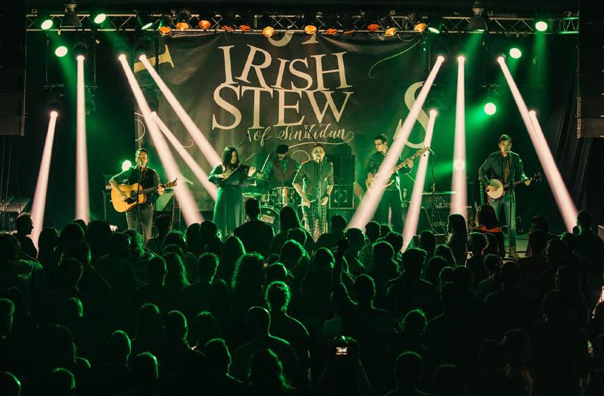 Irish Stew of Sindidun, spot Away