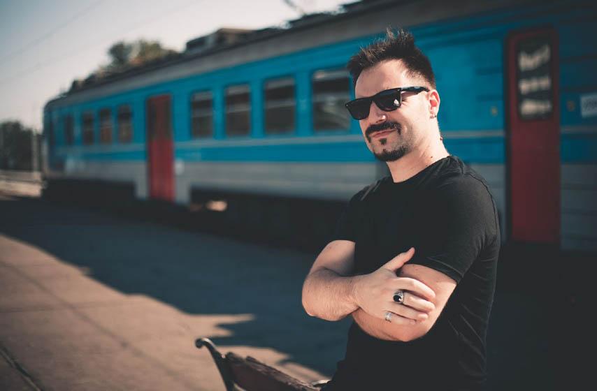 Ivan Milenković, Bluz mašina, više nisi tu
