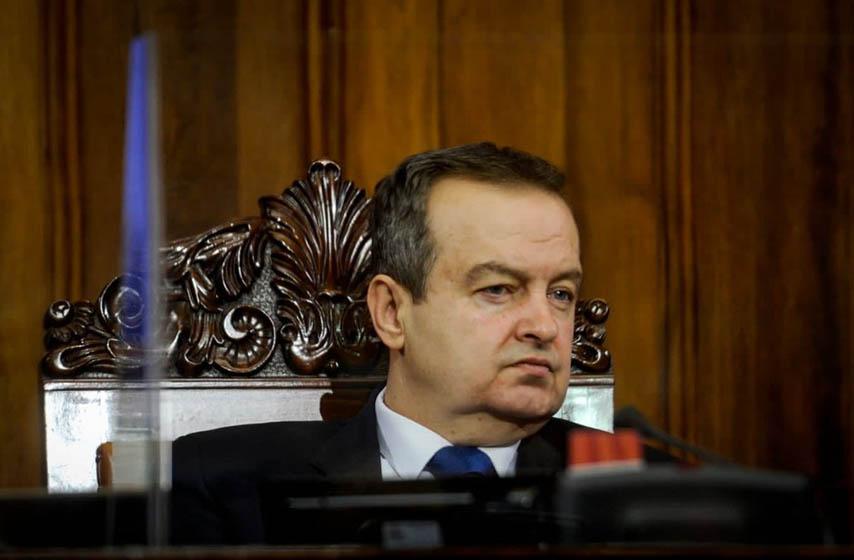 ivica dacic, pregovori o izbornim uslovima