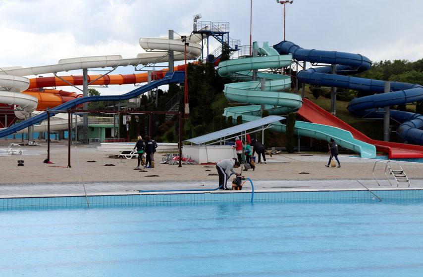 akvapark jagodina, jagodina, akvapark, kupanje, bazen, leto, turizam, najnovije vesti