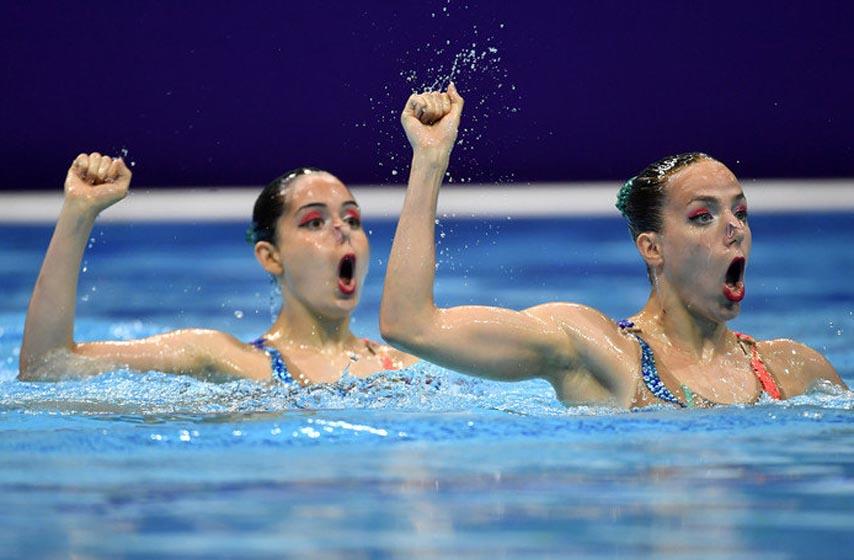 reprezentacija srbije u sinhronom plivanju, sinhrono plivanje
