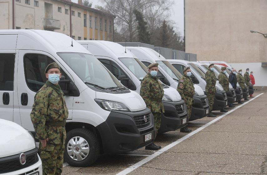 vojska srbije, kasarna stevica jovanovic pancevo