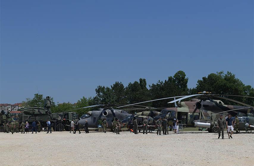 prika naoruzanja, vojska srbije