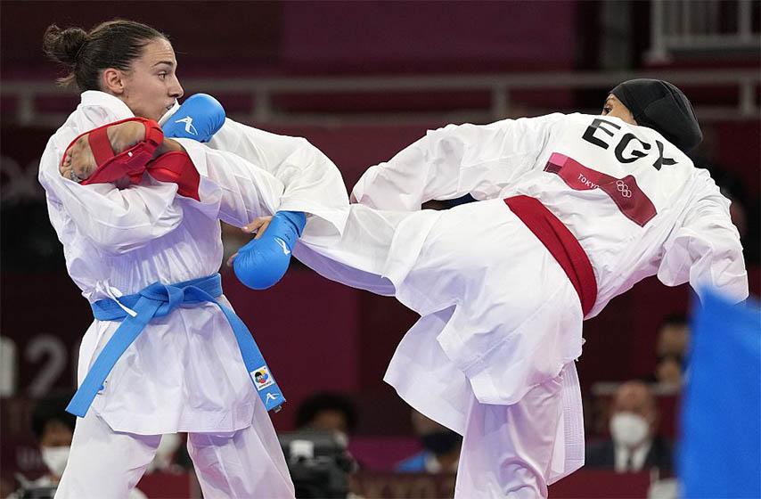 olimpijske igre tokio, jovana prekovic, karate