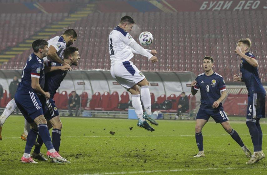 srbija, fudbal, evropsko prvenstvo