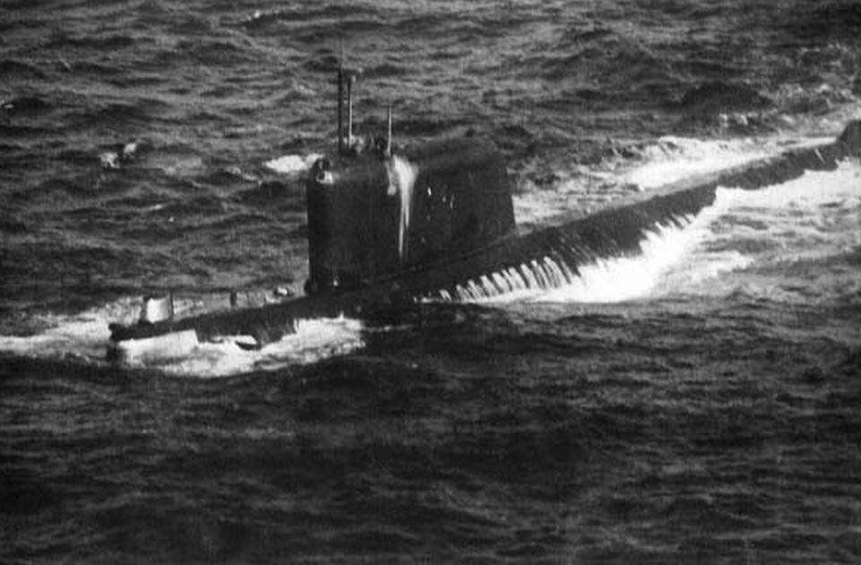 sovjetska podmornica, nuklearni reaktor, karsko more