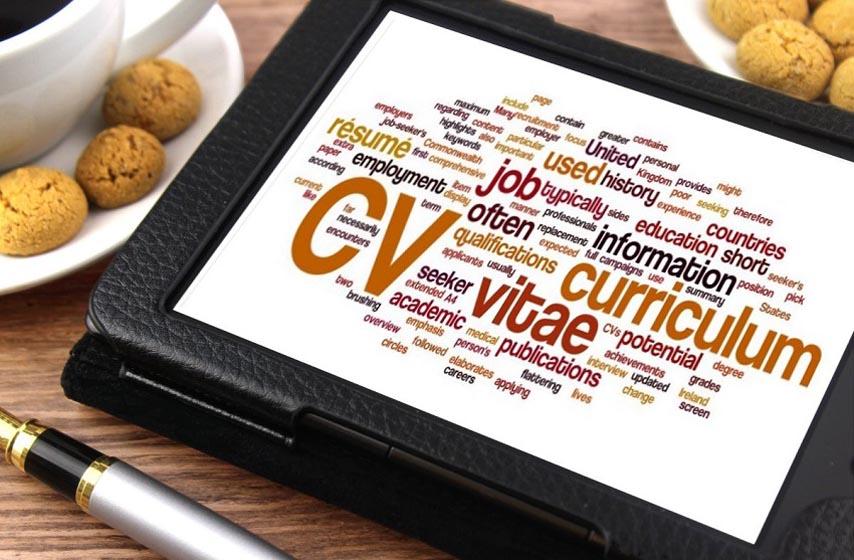 kako napisati radnu biografiju, kako napisati cv, pisanje CV, CV generator