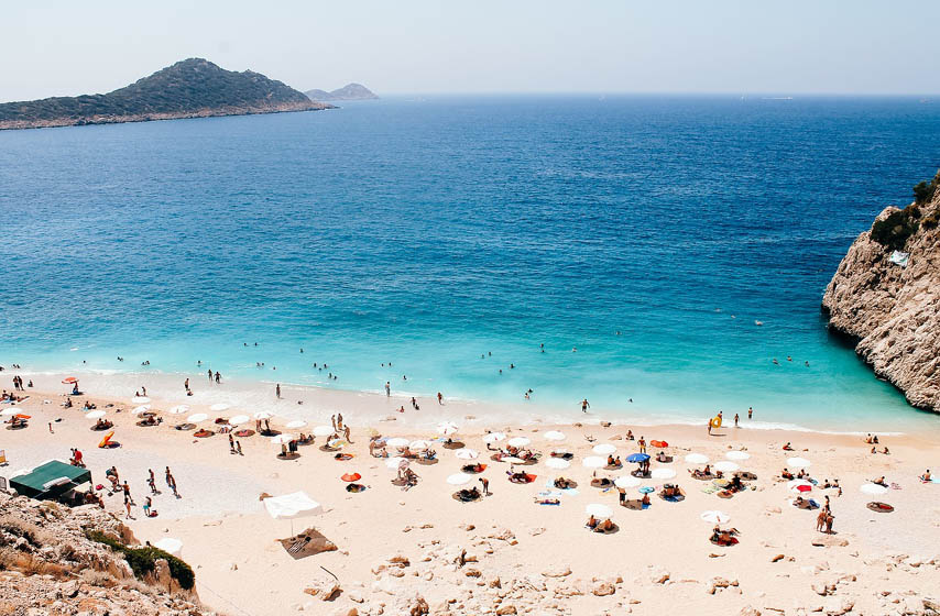suncanje, plaza, more, kupanje, letovanje,  letovanje u turskoj, turska leto 2020, turska letovanje, turizam, vesti iz sveta, najnovije vesti