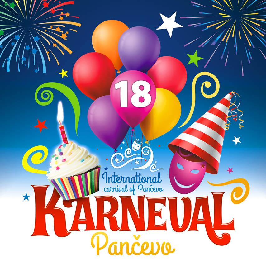 Internacionalni Karneval Pančevo, Karneval Pančevo 2020, Pančevo, Karneval