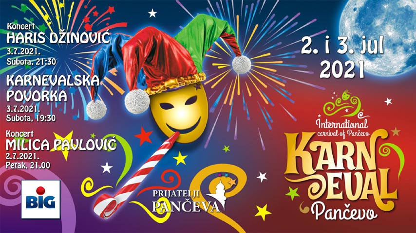 program karnevala pancevo 2021