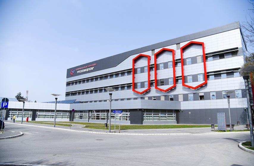 koronavirus, korona, Klinički centar Vojvodine