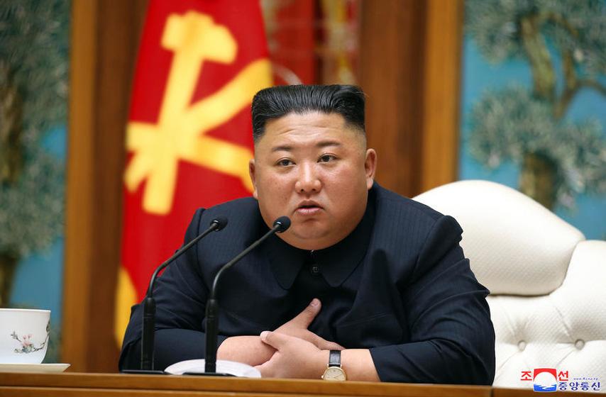 Severna koreja, kim džong un