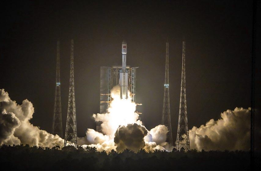 kineska raketa dugi mars 7, raketa dugi mars 7