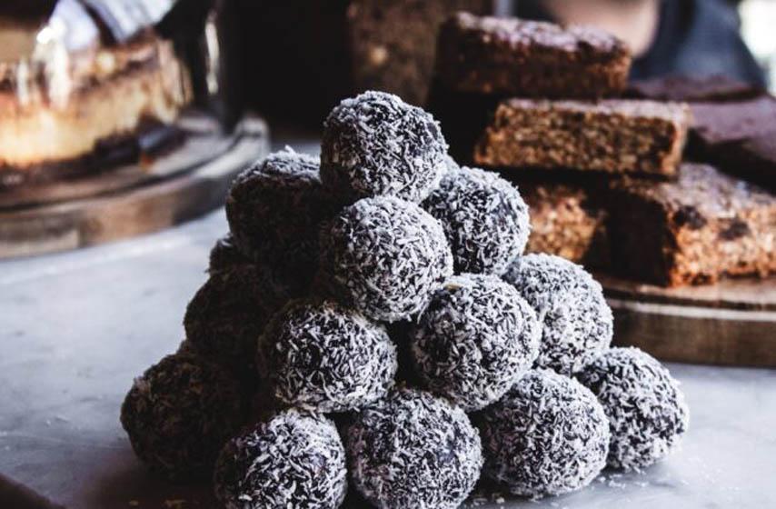 kuhinja, recepti, zdravi slatkiši, kokos, badem, indijski orah
