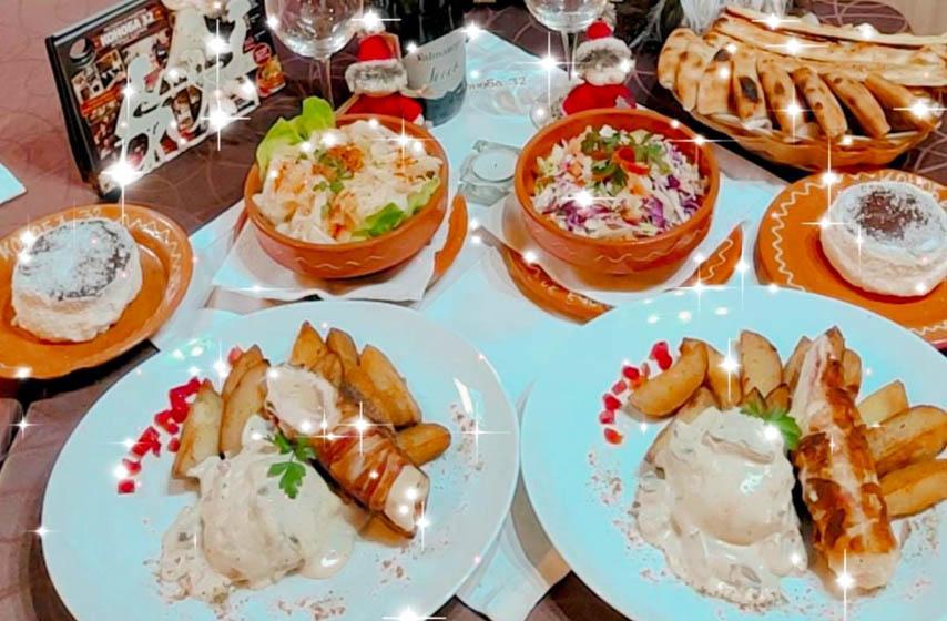 restoran konoba 32, novogodisnja ponuda