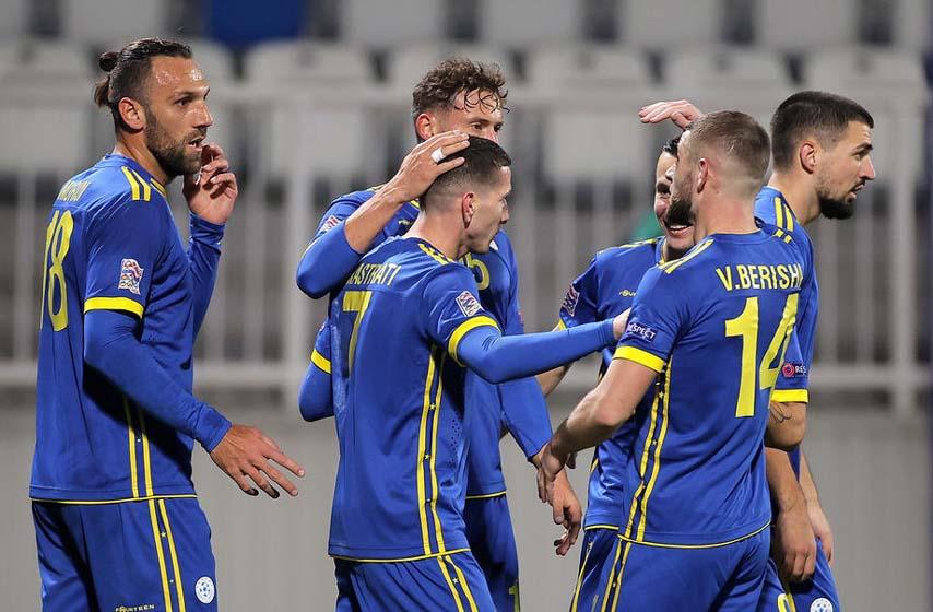 fudbalska utakmica spanija kosovo