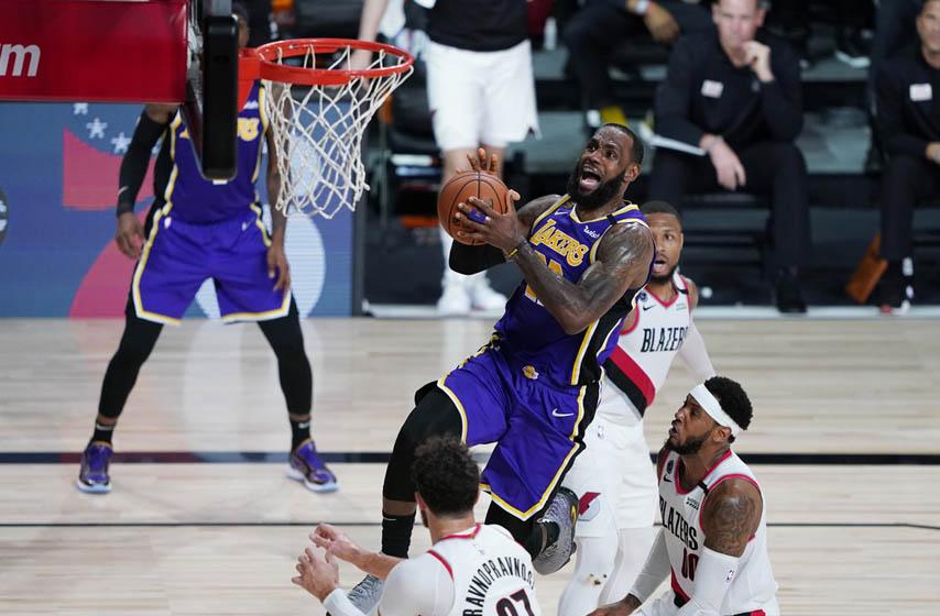 košarka, sport, NBA, Lejkersi, Portland