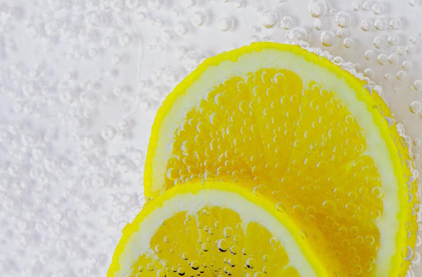 limun, voda